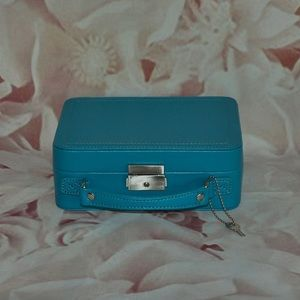 Chris Benz Beauty.com Luggage Cosmetic Case